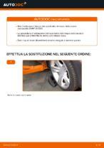 Come sostituire il cuscinetto del mozzo della ruota anteriore su BMW X3 E83