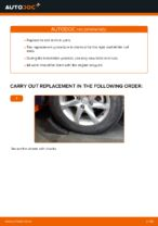 PDF Repair tutorial of car spares: X3 (E83)