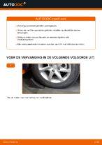 Stap-voor-stap reparatiehandleiding BMW G01