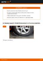 Jak zmienić Końcówka drążka kierownicy BMW X3: darmowy pdf
