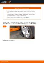 Como substituir o rolamento do cubo dianteiro em BMW X3 E83