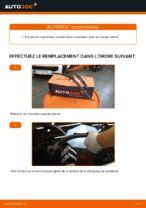 Comment remplacer les essuie-glaces arrière sur une Citroen C1 1 PM PN