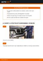Műhely kézikönyv: BMW X5 (G05)