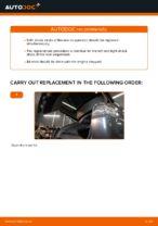 Replacing Shock Absorber LEXUS RX: free pdf