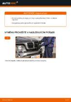 Jak vyměnit přední brzdový třmen na BMW X5 E53
