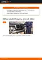 Como mudar e ajustar Pinças de freio BMW X5: tutorial pdf