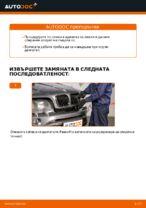 Как да заменим предния спирачния апарат на BMW X5 E53
