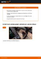 ALFA ROMEO - remondi käsiraamatud koos illustratsioonidega