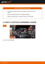 ALFA ROMEO 159 Olajszűrő cseréje : ingyenes pdf