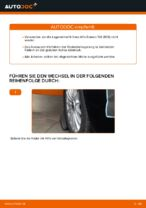 Auswechseln Radlagersatz ALFA ROMEO 159: PDF kostenlos