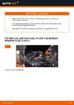 Auswechseln Federbein ALFA ROMEO 159: PDF kostenlos