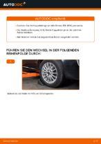 ALFA ROMEO Stabistange hinten links wechseln - Online-Handbuch PDF