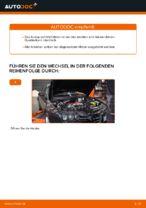 Auswechseln Dreieckslenker ALFA ROMEO 159: PDF kostenlos