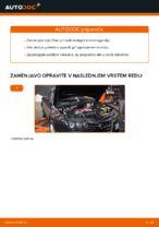 Brezplačna spletna navodila kako obnoviti Oljni filter ALFA ROMEO 159 Sportwagon (939)