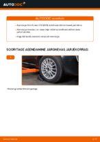 ALFA ROMEO omaniku käsiraamat pdf