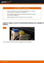 Reemplazar Juego de pastillas de freno ALFA ROMEO 159: pdf gratis