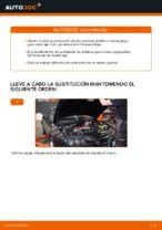 Cambio Pastilla de freno delanteras y traseras ALFA ROMEO bricolaje - manual pdf en línea