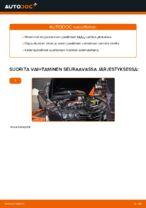 ALFA ROMEO huolto - käsikirja pdf