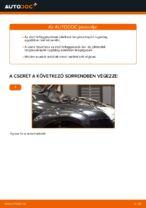 FORD hátsó és első Lengéscsillapító cseréje csináld-magad - online útmutató pdf