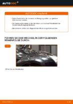 Online-Anleitung zum Stoßdämpfer Satz-Austausch am FORD FOCUS II Saloon (DA_) kostenlos