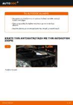 Πώς αλλάζουμε λάδι κινητήρα και φίλτρο λαδιού σε Lexus RX XU30
