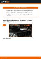 Auswechseln Motorölfilter LEXUS RX: PDF kostenlos