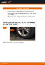 Auswechseln Stabilisatorstrebe LEXUS RX: PDF kostenlos