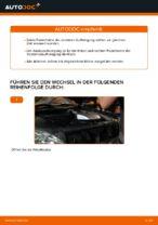LEXUS-Reparaturanleitung mit bildlichen Darstellungen