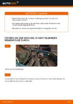Montage Stoßdämpfer Satz RENAULT KANGOO (KC0/1_) - Schritt für Schritt Anleitung
