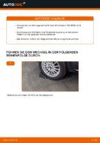 ALFA ROMEO Radlagersatz hinten rechts links wechseln - Online-Handbuch PDF