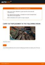 Replacing Shock Absorber RENAULT KANGOO: free pdf