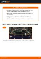 Comment remplacer les essuie-glaces avant sur une VW Passat Variant 3C5