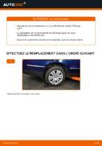 Comment remplacer une billette stabilisatrice arrière sur une VW Passat Variant 3C5