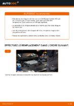 Comment remplacer des disques de frein arrière sur une VW Passat Variant 3C5