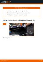Passat 3c2 reparations- og vedligeholdelsesvejledning