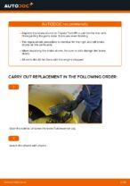 When to change Brake Drum on TOYOTA YARIS (SCP1_, NLP1_, NCP1_): pdf manual