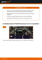Montaż Wycieraczki szyby VW PASSAT Variant (3C5) - przewodnik krok po kroku