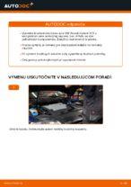 Montáž Brzdový kotouč VW PASSAT Variant (3C5) - krok za krokom príručky