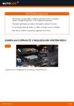 BREMBO 09.9772.1X za AUDI, SEAT, SKODA, VW | PDF vodič za zamenjavo