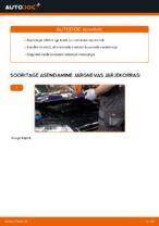 Kuidas vahetada mootoriõli ja filtrit autol VW Passat Variant 3C5