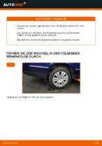 Wie Sie das hintere Radnaabenlager am VW Passat Variant 3C5 ersetzen
