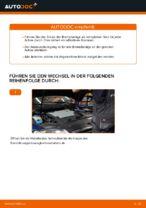 Bremsbeläge erneuern VW PASSAT: Werkstatthandbücher