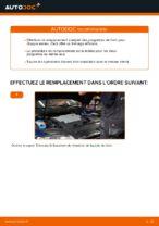 Comment remplacer les plaquettes de frein à disque arrière sur une VW Passat Variant 3C5