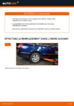Comment remplacer les amortisseurs de suspension arrière sur une VW Passat Variant 3C5
