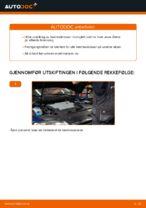 TRW 23588 til AUDI, SEAT, SKODA, VW | PDF manual for bytte