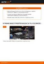 Jak wymienić klocki hamulcowe tylnego hamulca tarczowego w VW Passat Variant 3C5