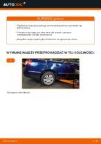 Jak wymienić amortyzatory zawieszernia tylnego w VW Passat Variant 3C5