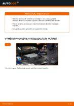 Jak vyměnit zadní brzdové destičky kotoučové brzdy na VW Passat Variant 3C5