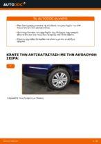 Τοποθέτησης Σετ ρουλεμάν τροχού VW PASSAT Variant (3C5) - βήμα - βήμα εγχειρίδια