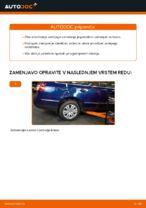 Zamenjavo Blazilnik VW PASSAT: navodila za uporabo